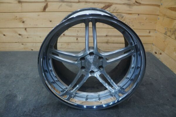 360 Three Sixty Forged Rear 20x13quot; 6061 T 2035 J G Fits Dodge Viper Gen 3 *Rash* $339.99