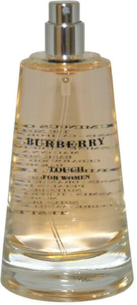 BURBERRY TOUCH Perfume 3.4 oz edp 3.3 New in Box tester $20.79