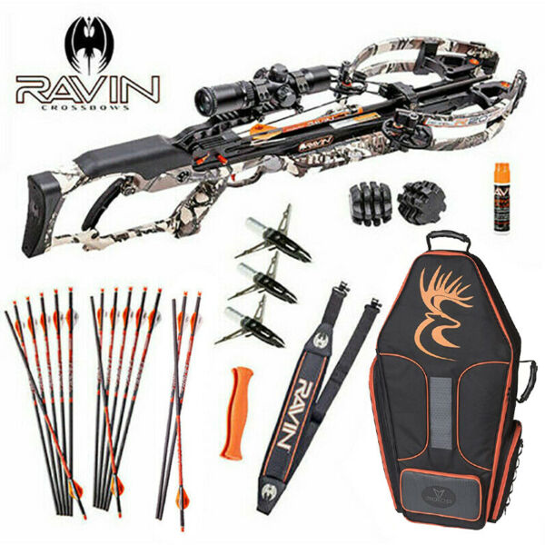 Ravin R10 Ultimate Package Predator Camo Complete Package Including Case $1599.99