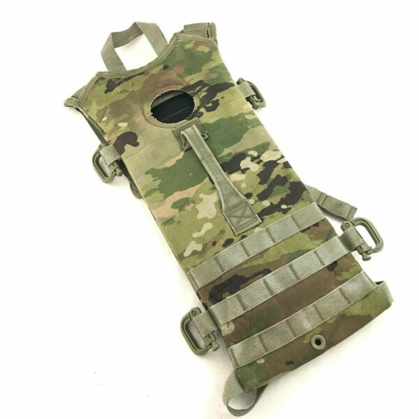 Multicam Hydration Backpack Water Carrier System Army 100oz Pack No Bladder $16.95