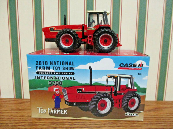 International 3788 22 2010 National Farm Toy Show By Ertl 1 64th Scale $38.00
