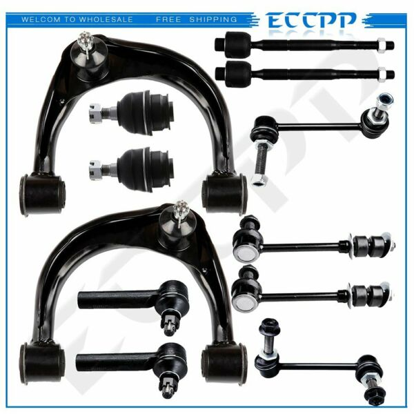 12pcs Front Rear Suspension Control Arm Ball Joint For 2003 2009 Toyota 4Runner $101.80