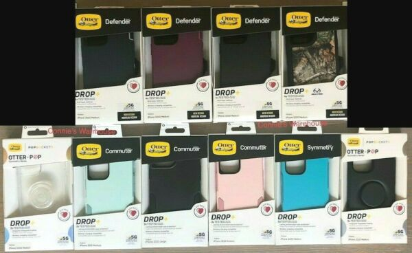 OtterBox Series Cases for iPhone 12 12 Pro 12 Mini or 12 Pro Max