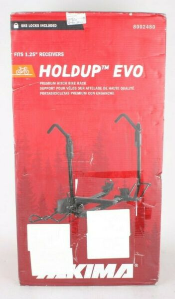 Yakima HoldUp EVO Hitch Rack 1.25in 52410 $390.00