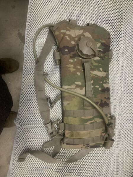 USGI Multicam OCP Hydration Carrier System Hydramax CLEAN $22.00