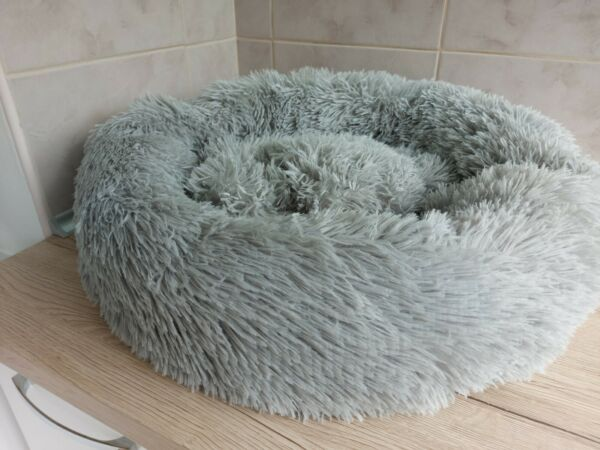 dog calming bed $29.00