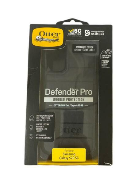 Otterbox Defender Pro Case Holster for Samsung Galaxy S20 5G Wont fit S20 FE