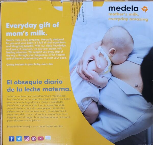 Medela Freestyle Double Electric Mobile Breast Pump BRAND NEW SEALED $179.99
