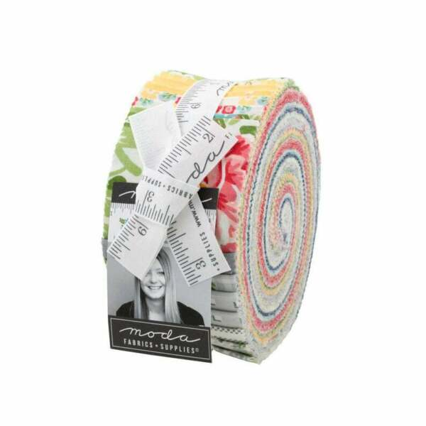 Homestead Jelly Roll by Moda Fabric 40 2.5 inch strips 24090 JR quilt