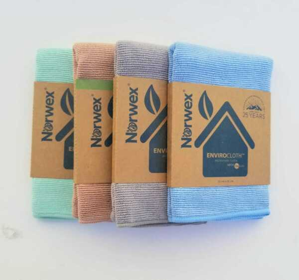 Norwex Microfiber Enviro Cloth 4 colors New $16.92