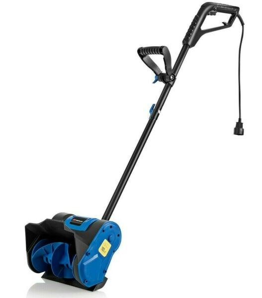 Snow Thrower Electric Corded Blower Shovel Garden Yard Snow Driveway Removal New