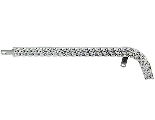 bike bike 26quot; Lowrider Triple Square Twisted Chain Guard Chrome. $60.00