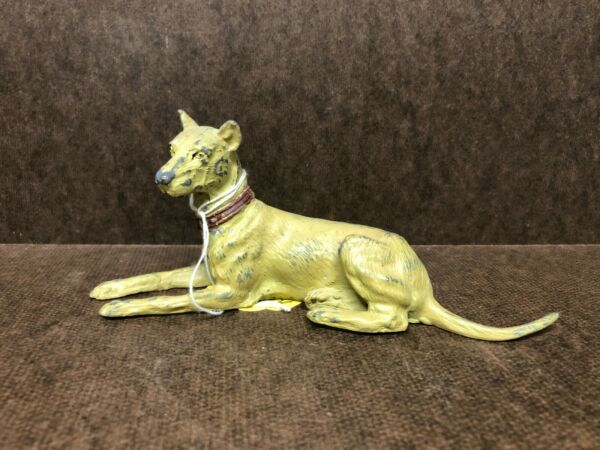 Hubley cast metal dog figurine $30.00