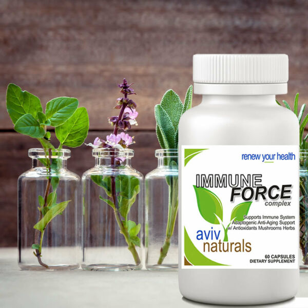 IMMUNE FORCE Complex Boost STRONG Natural System Health Support Pill Vit REVIEWS $29.97