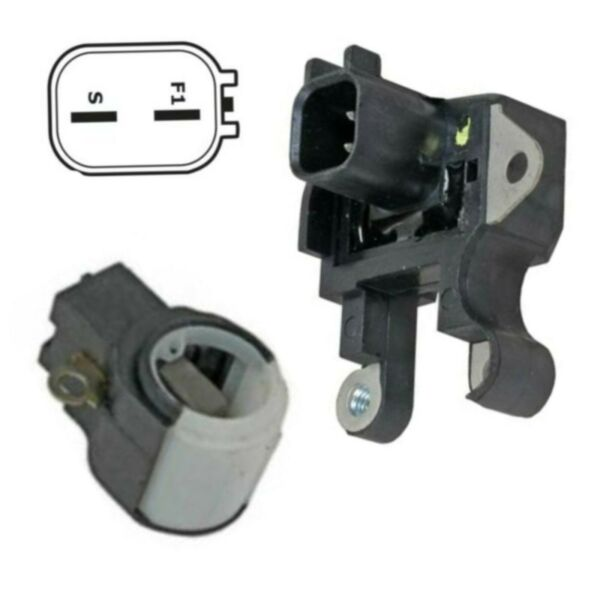 Alternator Terminal Connection and Brushes for Denso 421000 0770 3.6L Caravan .. $19.00