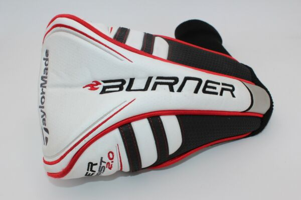 TaylorMade Burner Superfast 2.0 Driver Headcover Golf Head Cover Excellent