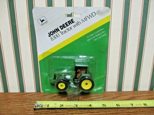 John Deere 8300 With MFWD By Ertl 1 64th Scale gt;