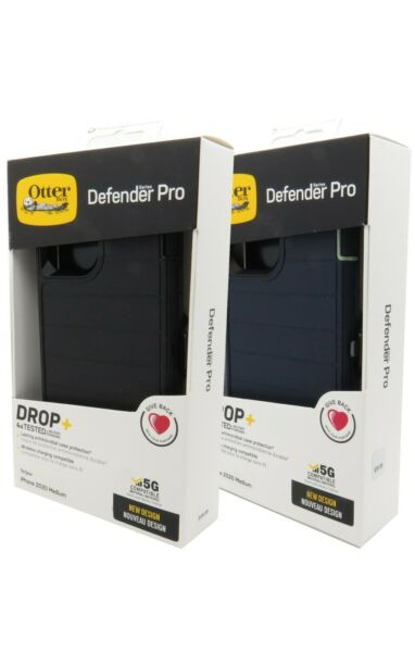 Otterbox Defender Pro Series Case for the iPhone 12 iPhone 12 Pro Authentic