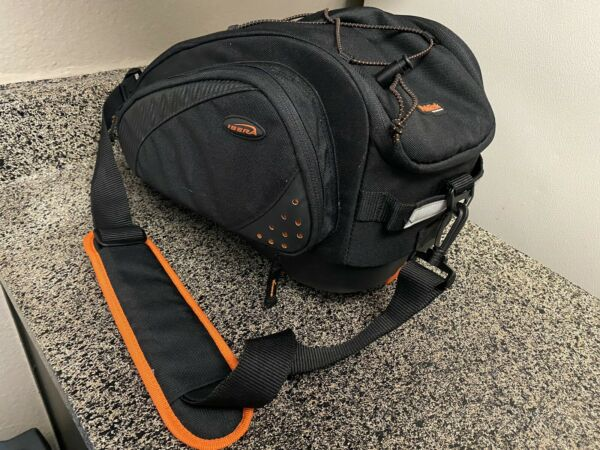 Bike Trunk Bag PakRak Clip On Mounting System Bicycle Commuter Bag $59.99