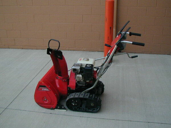 Honda HS55 Track Type Two Stage Snow Blower
