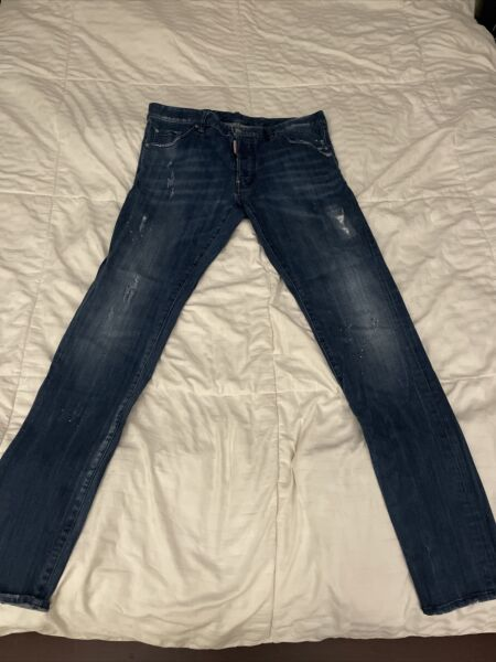 Dsquared2 Mens Jeans Cool Guy 54 $140.00
