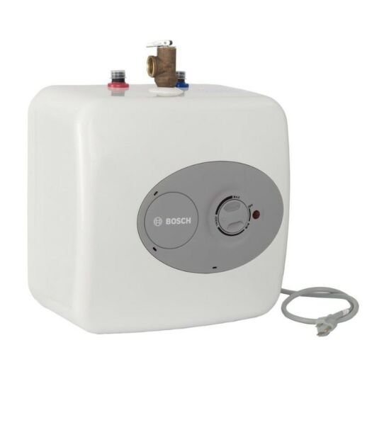 Electric Water Heater 4 Gallon Mini Tank Under Sink Instant Hot Compact 120 Volt $135.00