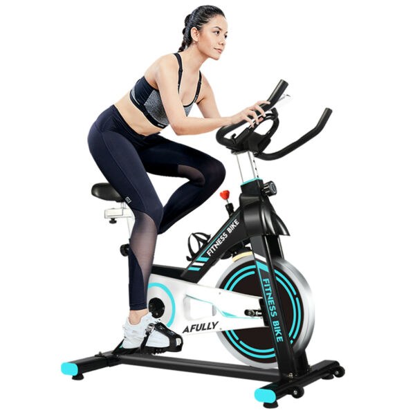 Pro Bicycle Cycling Fitness Gym Exercise Stationary Bike Cardio Workout Indoor $212.49