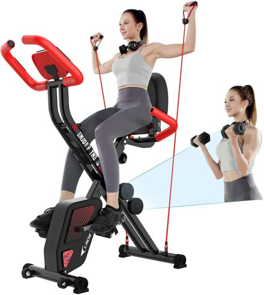 Indoor Exercise Bike Cycling Stationary Bike Fitness Gym Bike Cardio Workout New $278.88