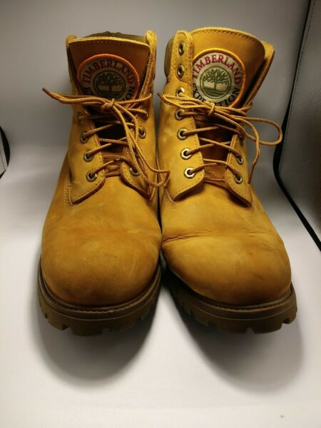 Timberland Earthkeepers 1973 Expedition Leather lined Nubuck Boots Size 12M $60.00
