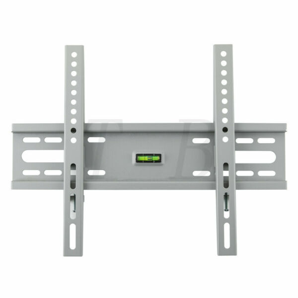 Fixed TV Wall Mount Bracket Capacity to 77lbs For 23 55quot; Slim LCD LED Plasma TVs $10.36