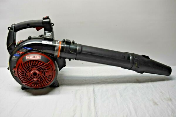 Craftsman 27cc Full Crank Engine 2 Cycle Gas Blower BLOWER ONLY