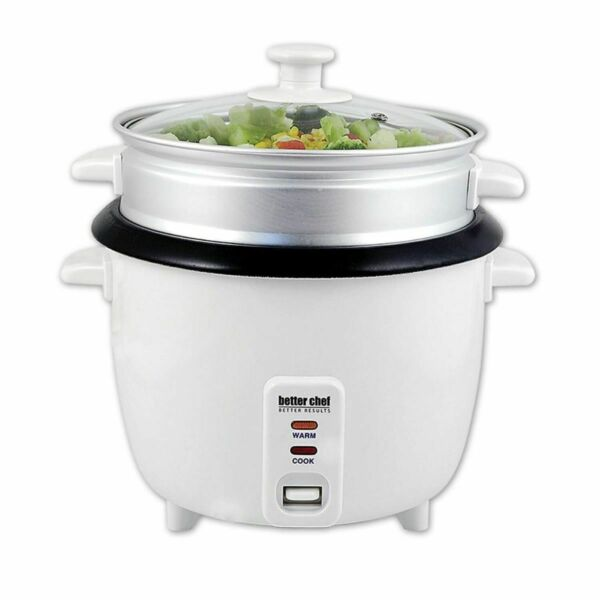 Better Chef 10 Cup Automatic Rice Cooker IM 411ST $21.99