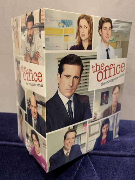 The Office Complete Series Seasons 1 9 DVD 38 Disc Box Set BRAND NEW SEALED $72.99