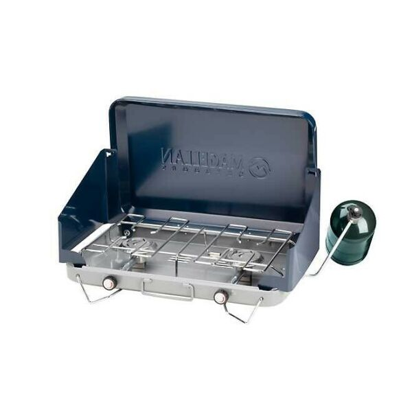 Magellan Outdoors 2 Burner Propane Stove