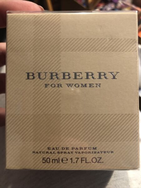Burberry Classic by Burberry EDP Perfume for Women 1.7 oz New In Box $26.99
