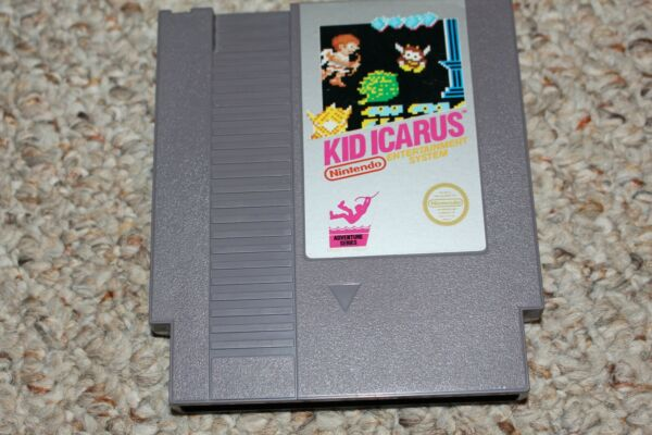 Kid Icarus Nintendo Entertainment System NES Cart Only