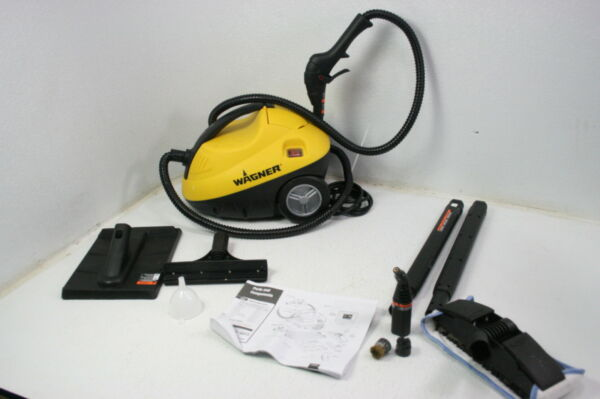 Wagner Spraytech 0282014 915 On Demand Steam Cleaner Wallpaper Removal Machine