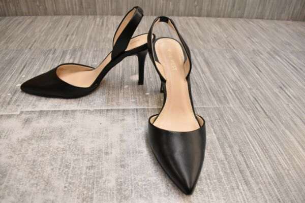 Nine West Meredith 3 Pump Women#x27;s Size 8M Black $26.44