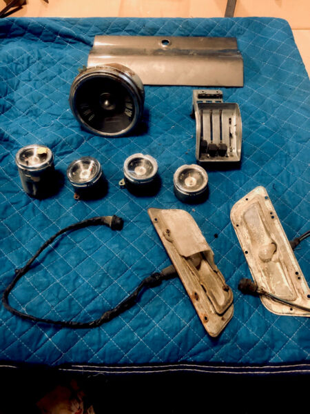 1960 Chevy Parts Lot $125.00