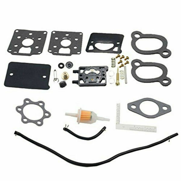 Carburetor Kit For ONAN Engine Model DD11 W Fuel Pump Replaces Onan Kit 142 0570