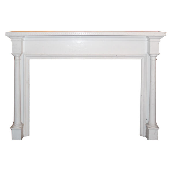 Reclaimed Antique Fireplace Mantel NFPM230