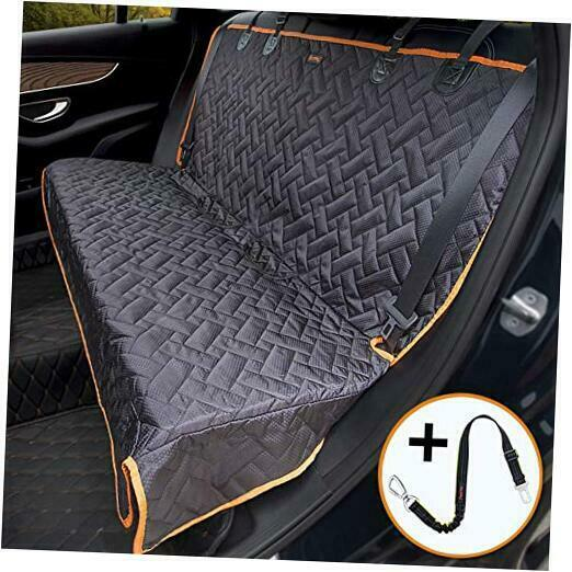Bench Dog Car Seat Cover for Car SUV Small Truck Waterproof Back Seat Regular $41.10