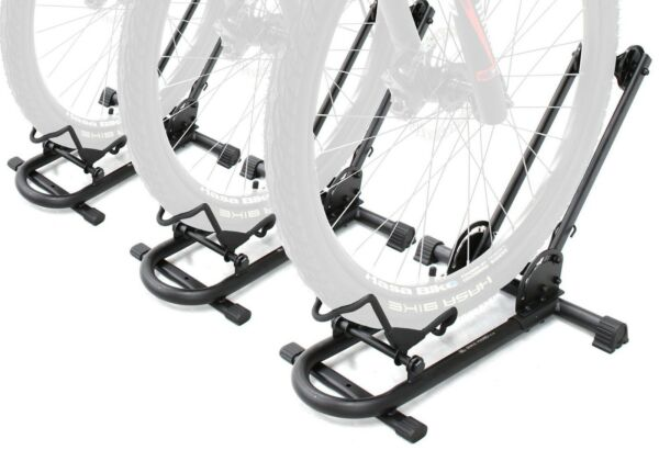 BIKEHAND Bike Floor Parking Rack Storage Stand Bicycle Pack of 3 $95.00