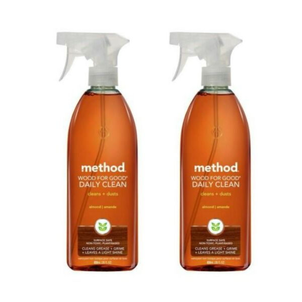 Method 28 oz. Wood for Good Daily Spray 2 Pack $18.00
