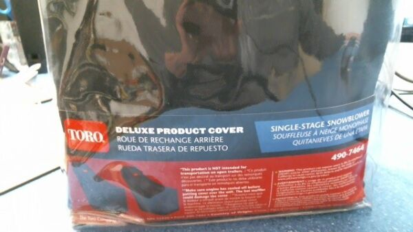 Toro Snow Blower Storage Cover For Toro 98039 FREE SHIPPING