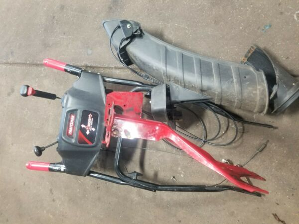 26 inch Craftsman snow blower Model 247.889701 Complete 4 way chute control