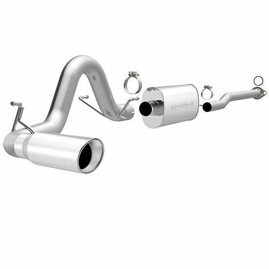 MagnaFlow Exhaust Stainless Series 15315