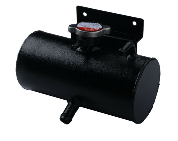 Universal Aluminum Coolant Water Expansion Header Tank Radiator Bottle 1.5L amp;Cap $88.00