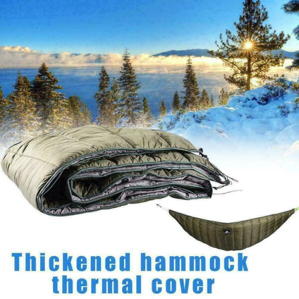 Hammock Underquilt Ultralight Under Quilt Blanket For Outdoor K1P4 Hiking Q9L1 $38.32