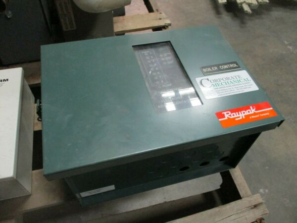 Raypak Electronic Boiler Control Y 2B 115V 60Hz 0.5A Used $300.00